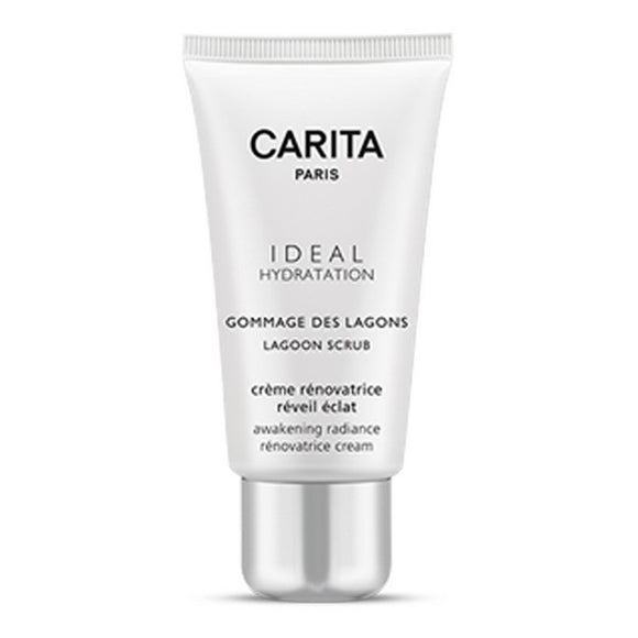 Eksfolierende ansigtscreme Ideal Hydratation Carita (50 ml)