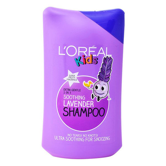 Børneshampoo Kids L'Oreal Make Up (250 ml) Lavendel