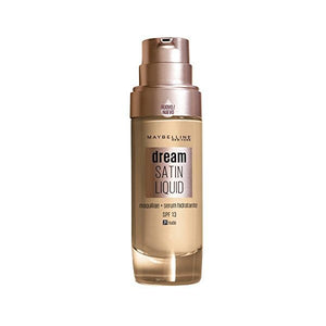 Liquid Make Up Base Dream Satin Liquid Maybelline (30 ml)