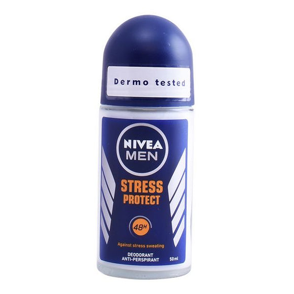 Roll on deodorant Men Stress Protect Nivea (50 ml)