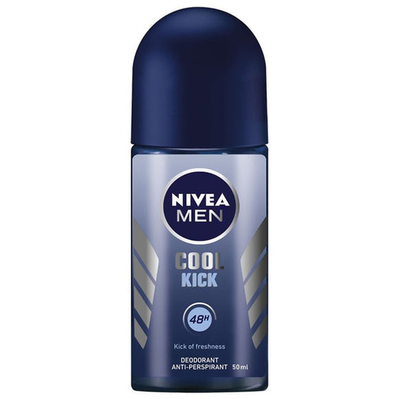 Roll on deodorant Men Cool Kick Nivea (50 ml)