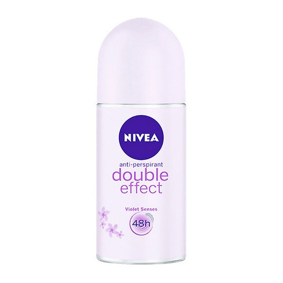 Roll on deodorant Double Effect Nivea (50 ml)