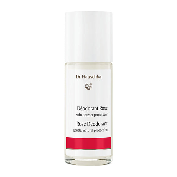 Roll on deodorant Rose Dr. Hauschka (50 ml)
