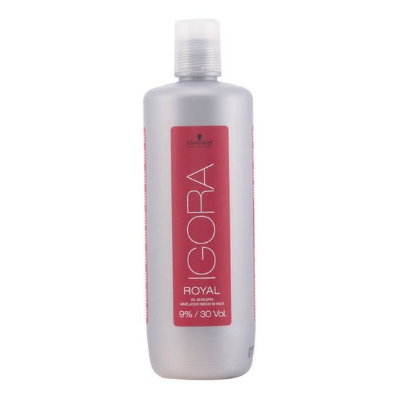 Aktiverende væske Igora Royal Color Care Schwarzkopf (1000 ml)