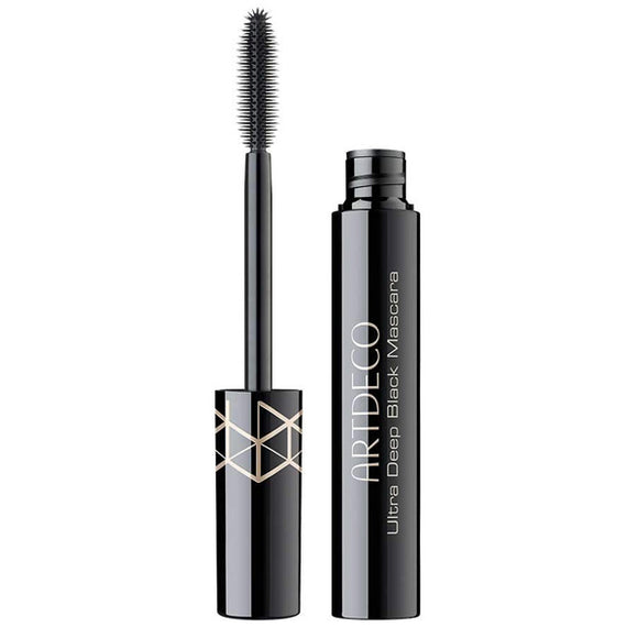 Mascara til Øjenvipper Ultra Deep Black Artdeco