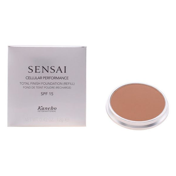 Genopfyld til Foundation Make-up Sensai Cellular Kanebo