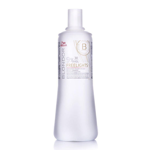 Afslørende Creme Blondor Freelights Wella (1000 ml)