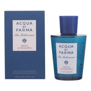 Shower Gel Reparation Blu Mediterraneo Mirto Di Panarea Acqua Di Parma (200 ml)