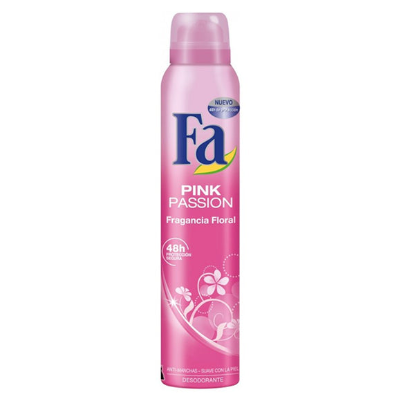 Spray Deodorant Pink Passion Fa (200 ml)