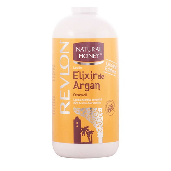 Bodylotion Elixir De Argan Natural Honey (400 ml)