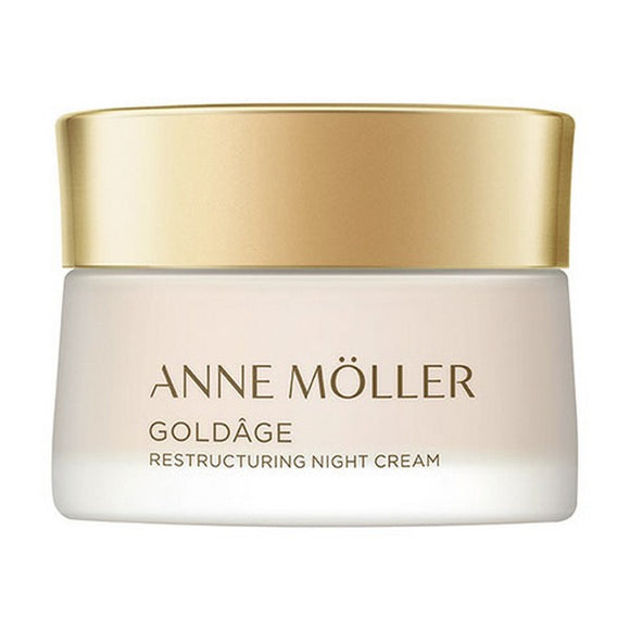 Natcreme Goldâge Anne Möller (50 ml)