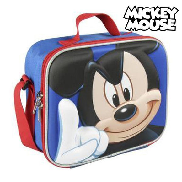 3D Termomadkasse Mickey Mouse 4614