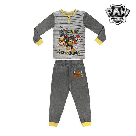 Nattøj Børns The Paw Patrol 72277 Grå