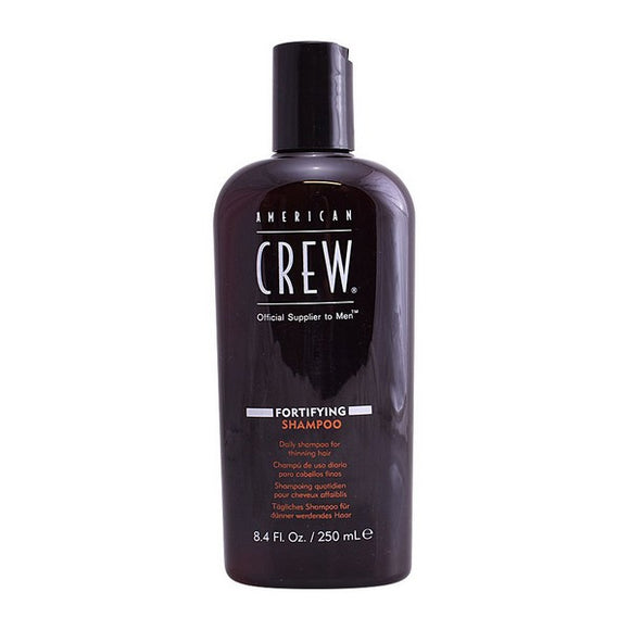 Styrkelse af shampoo Fortipying American Crew 345744 (250 ml)