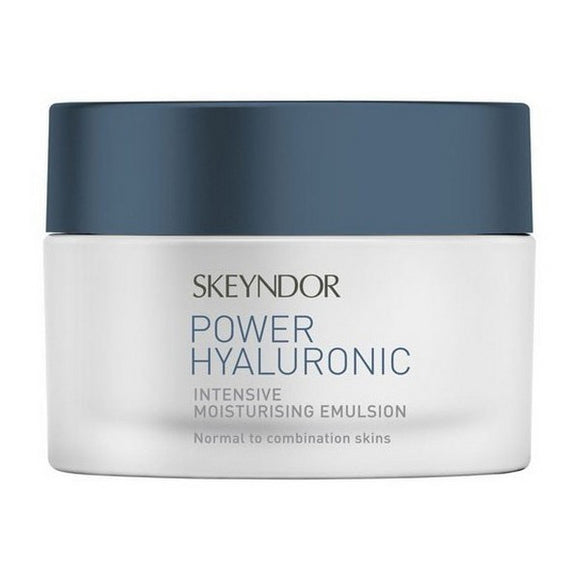 Nærende ansigtscreme Power Hyaluronic Skeyndor (50 ml)