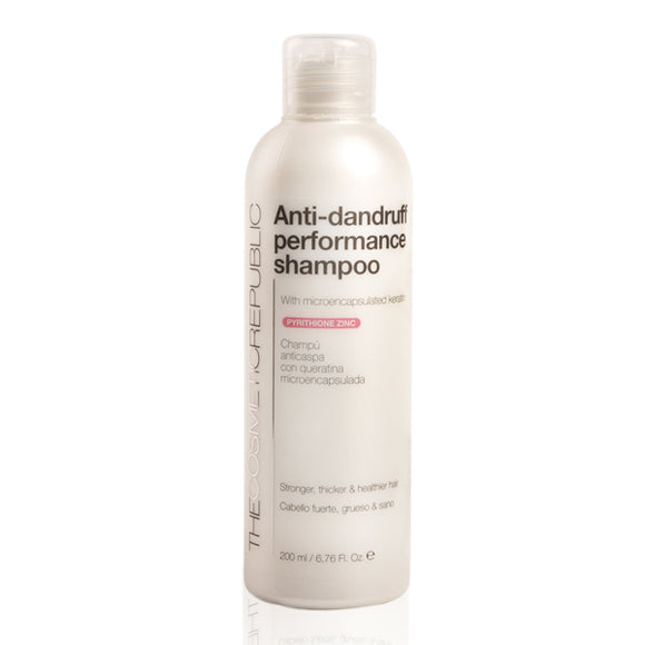 Anti-skæl Shampoo Performance The Cosmetic Republic (200 ml)