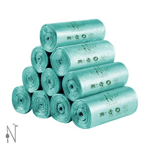Cornbag The Big One Medium Roll with EcoNest Print (12 pcs. per roll)