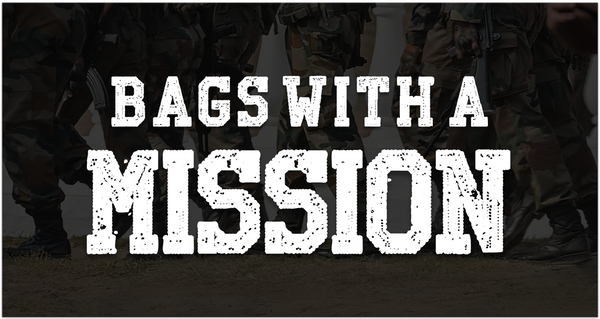 Bags with a mission