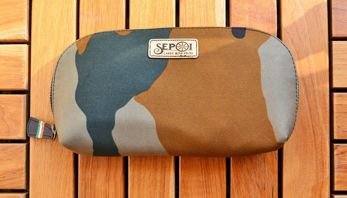 EXPLORER - A Multifunctional pouch for Everyone