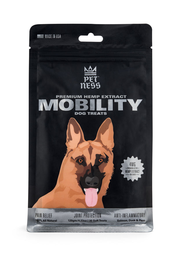 MOBILITY TREATS FOR DOGS