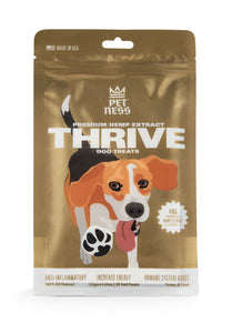 THRIVE CBD OIL TREATS FOR DOGS