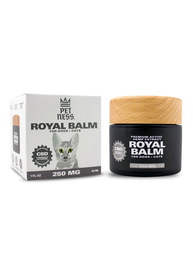 Royal Balm with beeswax