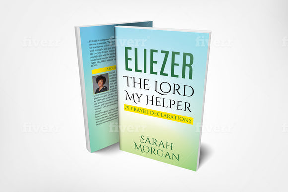 Eliezer Lord My Helper - Audio