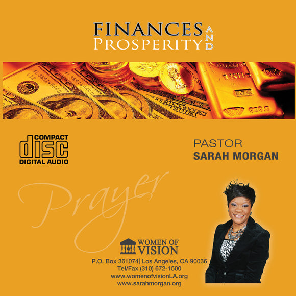 Finances and Prosperity