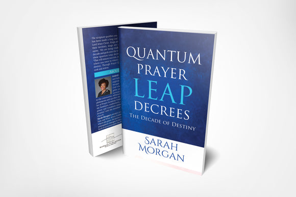 Quantum Prayer Leap Decrees - eBook