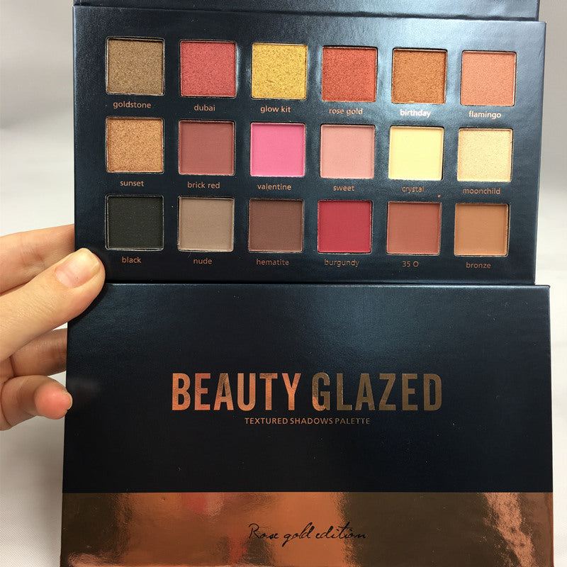 Beauty Glazed Long-lasting Eye Shadow