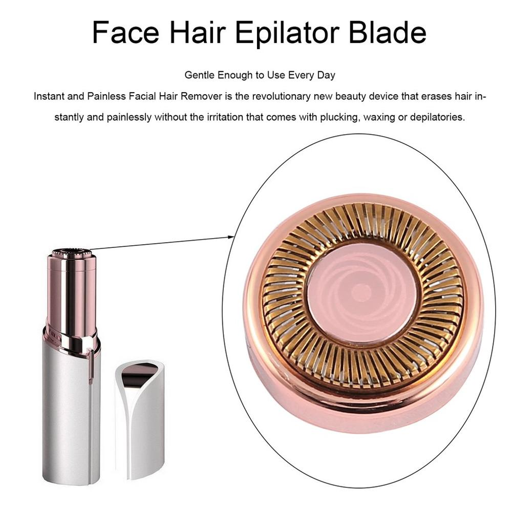 Portable Mini Electric Hair Remover Epilator
