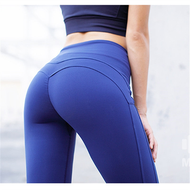 Sports Workout Butt Lift Leggings