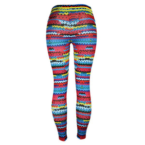 Imitation Knitwear Leggings