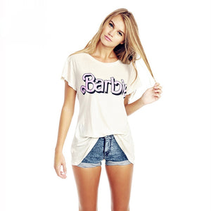 Barbie women t-shirt