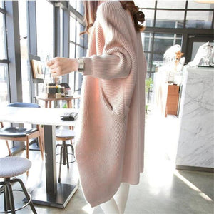 Long Cardigan Jacket
