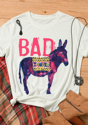 Bad Ass T-Shirt Top
