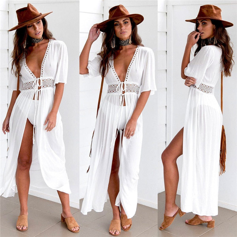 Boho Bikini Cover Up