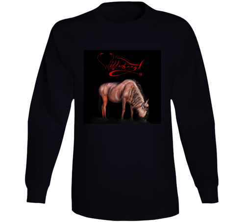 Wilderbeest 3d Logo Long Sleeve - WilderBeestGnu