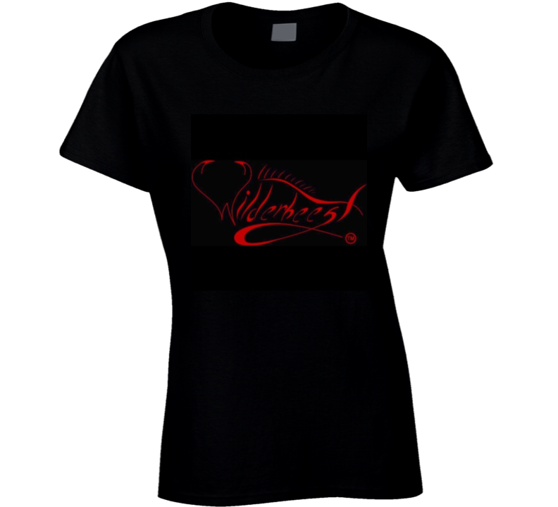 Wilderbeest Signature Ladies T Shirt - WilderBeestGnu