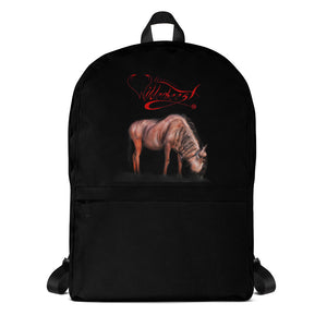 WilderBeest 3D Logo Backpack - WilderBeestGnu