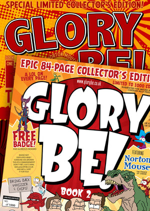 Glory Be! Books 1 & 2