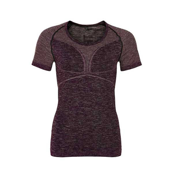 THE NEW PURE PURE BODYDRY S_S TEE GRAPE WINE W S_S TEE GRAPE WINE
