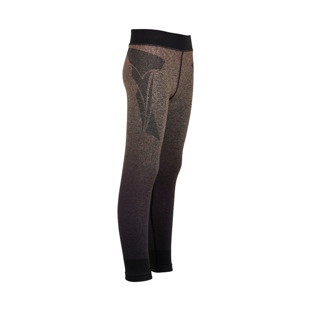 THE NEW PURE PURE DIP DYE LEGGINGS LEGGINGS BLACK