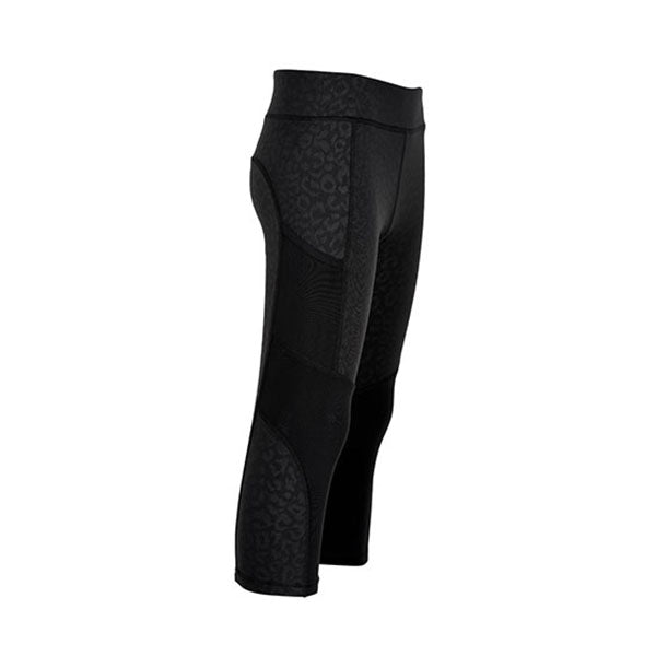 THE NEW PURE PURE LEO CAPRI TIGHTS LEGGINGS BLACK