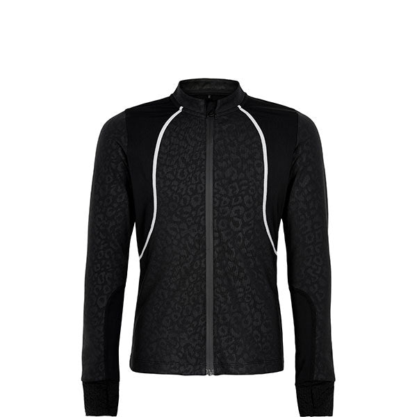 THE NEW PURE PURE LEO JACKET JACKET BLACK