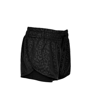 THE NEW PURE PURE LEO SHORTS W SHORTS BLACK