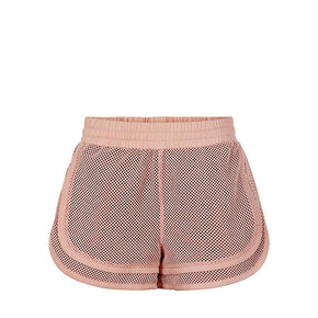 THE NEW PURE PURE MESH SHORTS SHORTS ADOBE ROSE