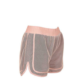 THE NEW PURE PURE MESH SHORTS W SHORTS ADOBE ROSE