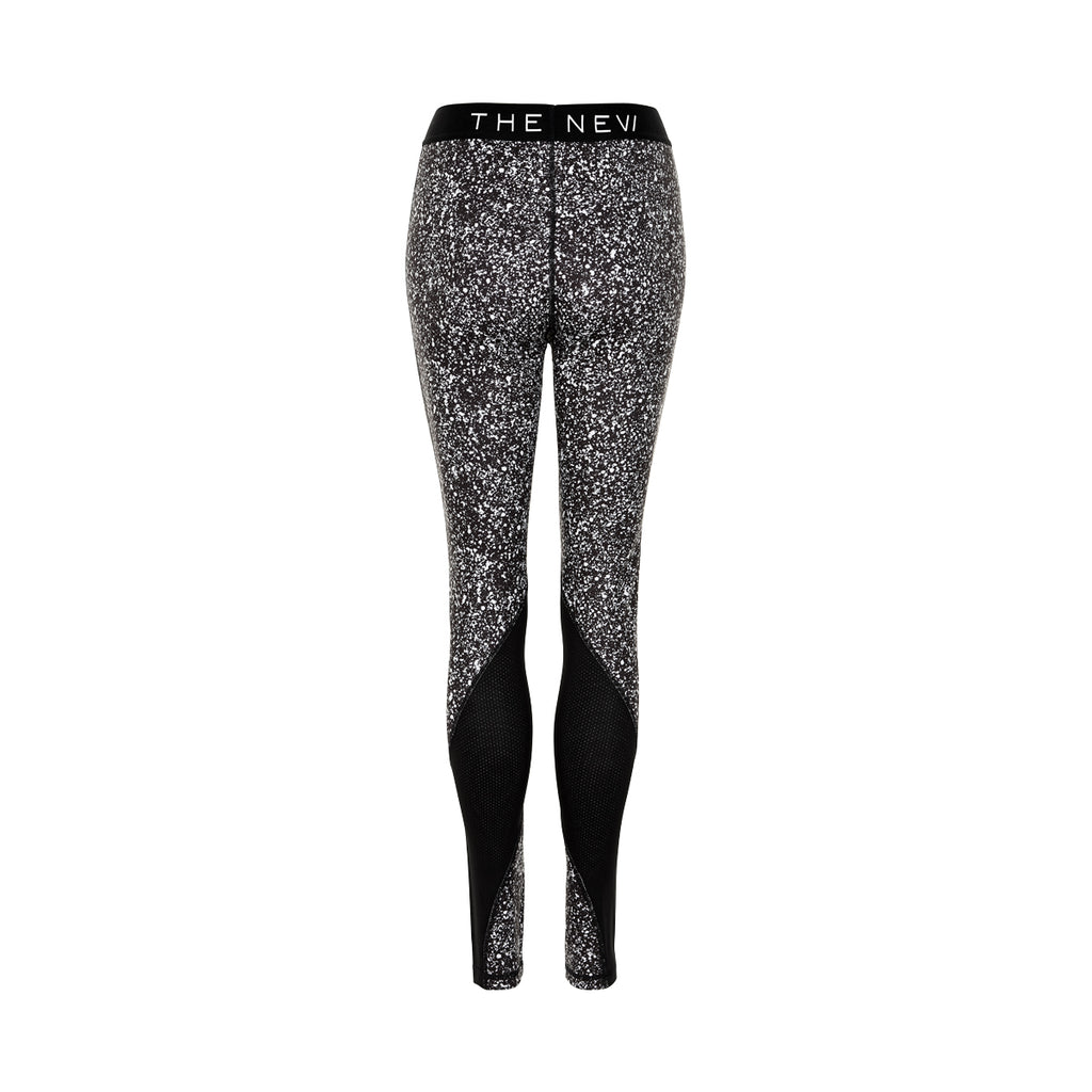THE NEW PURE PURE Manik Tights w LEGGINGS BLACK