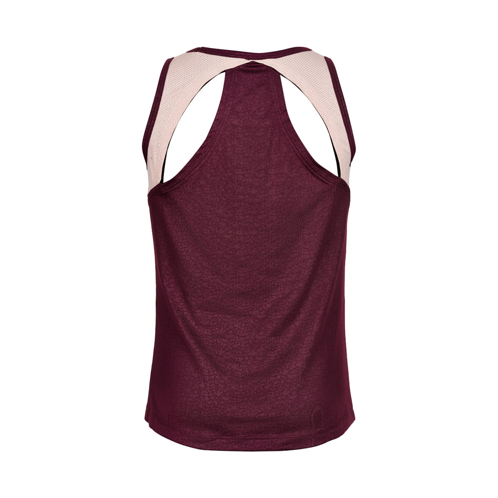 THE NEW PURE PURE Match Tank Top w TANKTOP WINETASTING